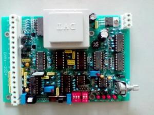 Mạch điều khiển van điện động GAMX-2004