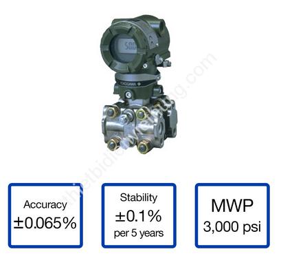 Cảm biến áp suất EJA430A