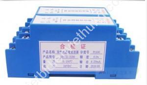 Bộ chuyển đổi tín hiệu SBWZ-2280 can nhiệt Pt100