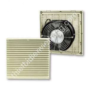 FB9806-Miệng gió IP54 loại FB98, KT khối 320x320x14