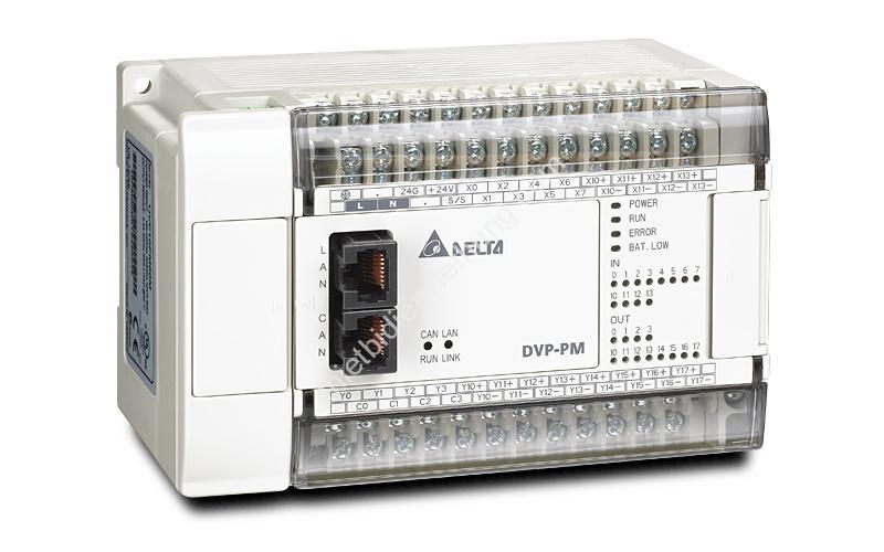 PLC Delta DVP-PM