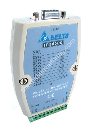 Phu kien Delta-Cap chuyen do RS232 sang RS485IFD8500