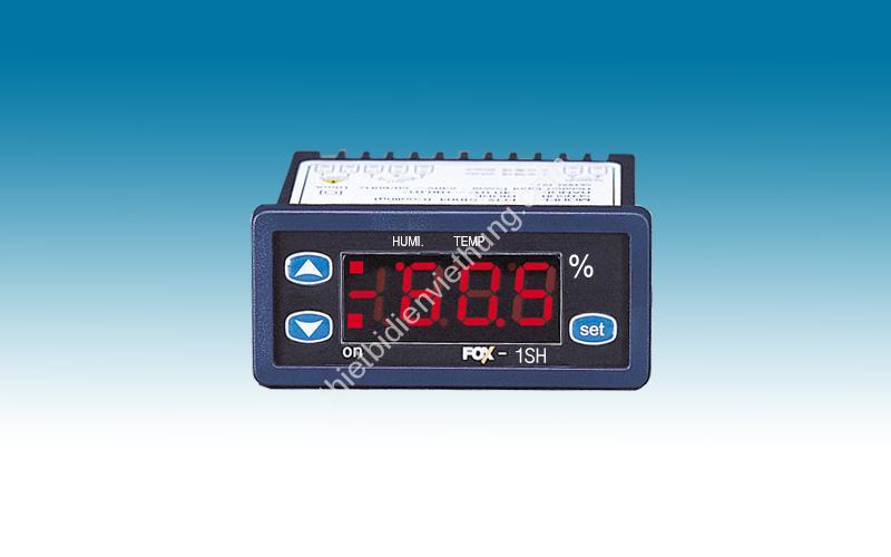 Bộ điều khiển độ ẩm nhiệt độ cao Fox-1SH