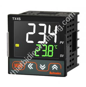 Bộ điều khiển nhiệt độ PID LCD TX Series