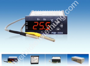 Đồng hồ điều khiển nhiệt độ FOX-2006