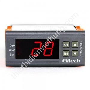 Đồng hồ điều khiển nhiệt độ kho lạnh STC-8080A