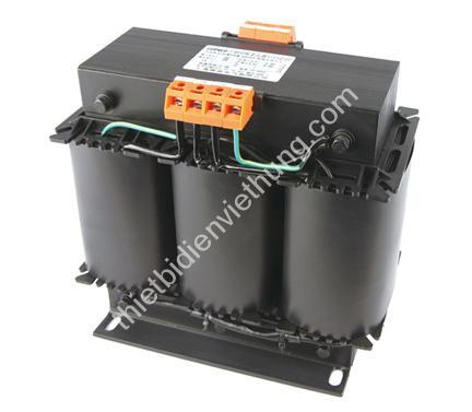 Biến thế 3 Pha 380/220VAC - 220/110VAC - JSG-10