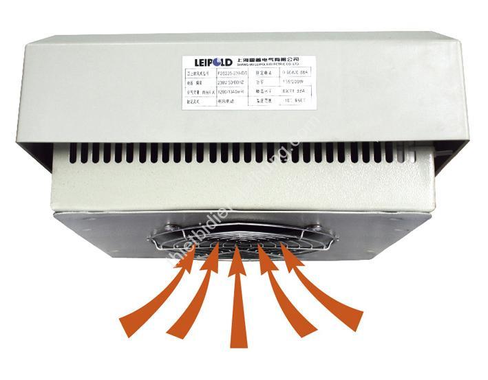 Quạt hút gắn mái tủ điện - F2E190-230-DP