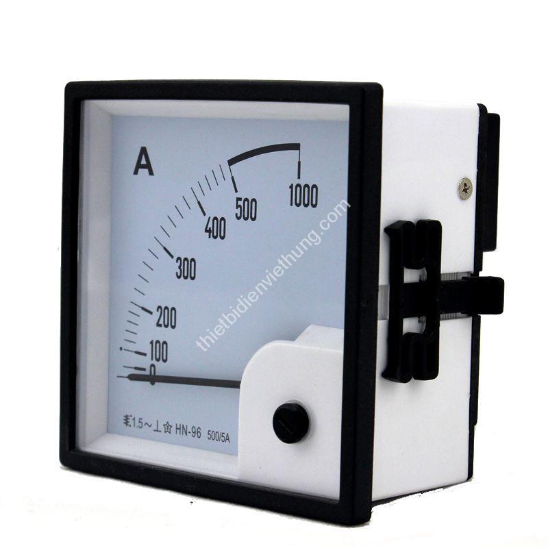 Đồng hồ Ampe Meter 800/5 HN-96