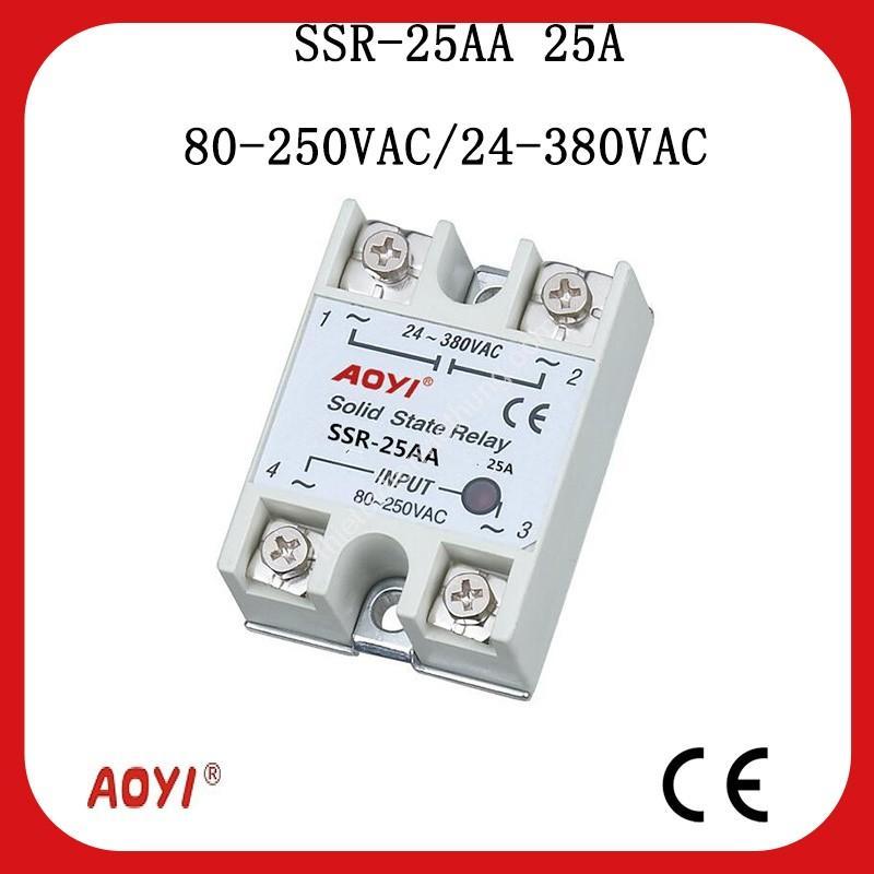 Relay bán dẫn SSR-25AA
