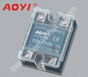 Relay bán dẫn SSR-100DA