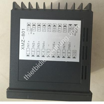 Đồng hồ điều khiển nhiệt độ XMZ-801