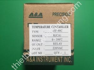 Đồng hồ điều khiển nhiệt MF-48C
